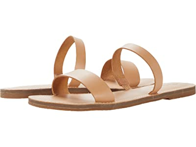 Madewell The Boardwalk Double-Strap Slide Sandal