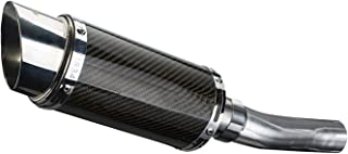 Delkevic Aftermarket Slip On compatible with Honda CB500F Mini 8