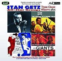 Three Classic Albums - Stan Getz by Stan Getz (2010-05-11)