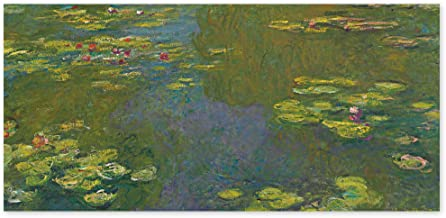 CanvasArts Allee in Giverny Poster Claude Monet 50 x 50 cm, Poster