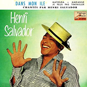 Vintage French Song No. 108 - EP: Dans Mon Ile