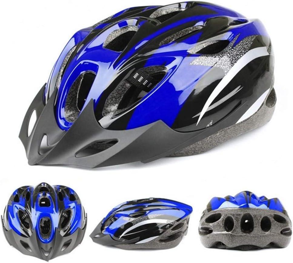 Cycling Helmet Adult Cycling Bike Helmet Lightweight Microshell Design Road Bike Helmet Bicycle Cycling Helmets Adjustable Size Mountain Bike Sports Safety Helmet