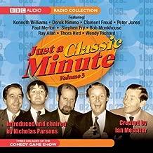 Just a Classic Minute: Volume 3