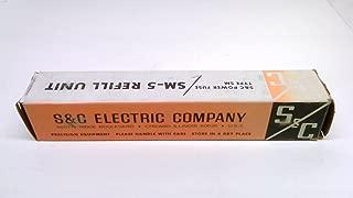 S&C Electric 132400R4 SM5 Refill Fuse 250E 14.4kV