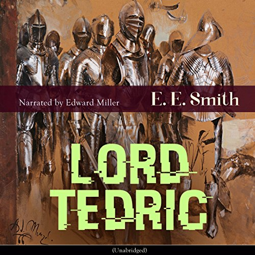 Lord Tedric  By  cover art