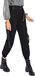 Best white cargo pants womens Reviews