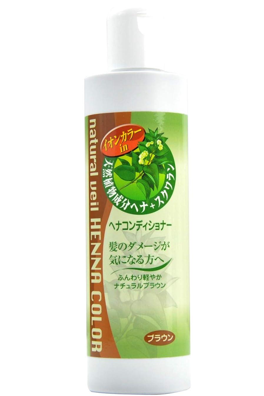 原因実行可能六分儀ヘナ コンディショナー1本300ml【ブラウン】 洗い流すたびに少しずつムラなく髪が染まる 時間をおく必要なし 洗い流すだけ ヘアカラー 白髪 染め 日本製 Ho-90257