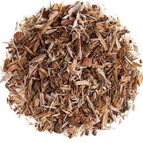 Weißes Eichenrinde Tee Pulver - Eichenrindenpulver Kräutertee - Eichen Rinde 100g