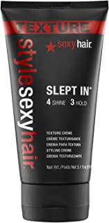 SexyHair Style Slept In Texture Creme, 5.1 Fl Oz