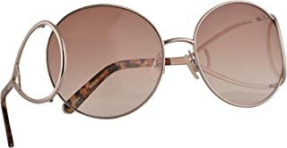 CE124S Sunglasses Silver Brown Marble w/Grey Gradient Lens 60mm 043 CE 124S
