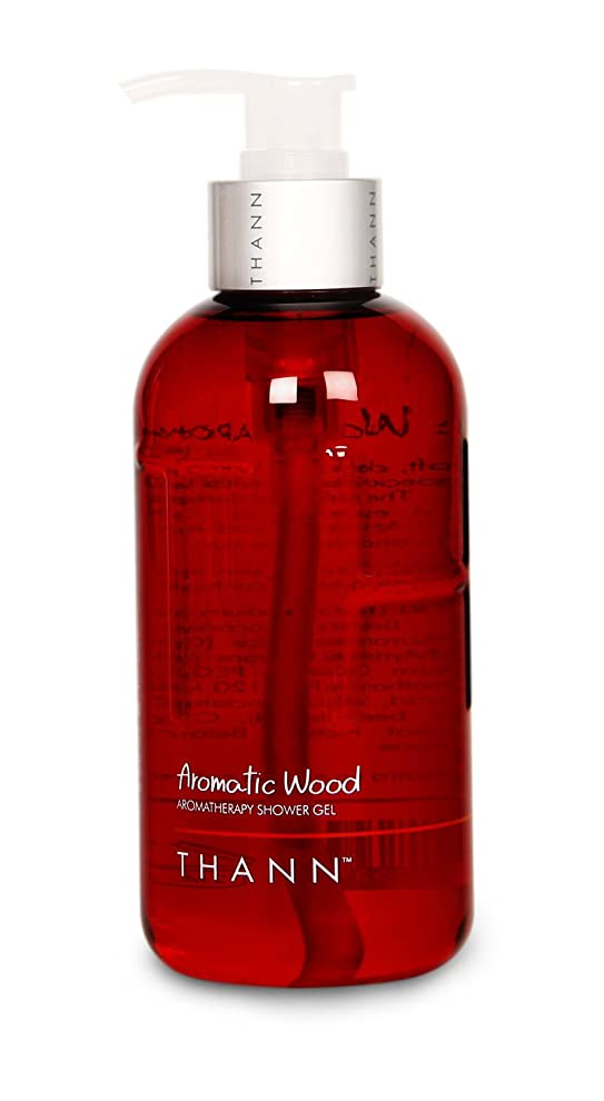 口ひげ調子雄大なタン シャワージェルAW(Aromatic Wood) 320ml