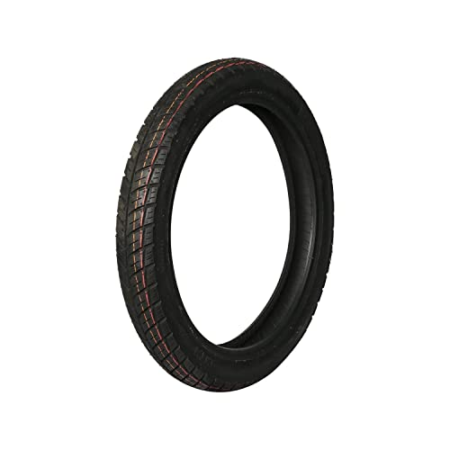 Michelin City Pro 2.75-18 42P Tubeless Bike Tyre, Front