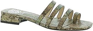 Vince Camuto Women's Grenda Slip-On Flat Sandal Loafer
