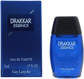 Drakkar Essence by Guy Laroche Mini EDT .17 oz For Men