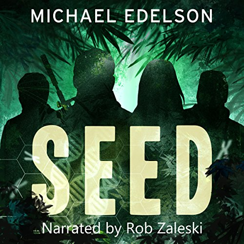 Seed audiobook cover art