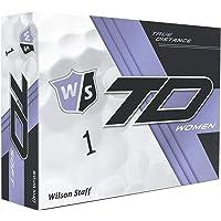 12-Pack Wilson Staff True Distance Women's Golf Balls