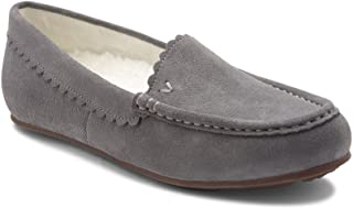 Vionic Women's Haven McKenzie Slipper - Ladies Moccasin with Concealed Orthotic Arch Support