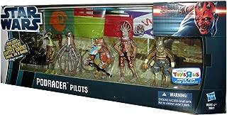 Star Wars-Podracer Pilots