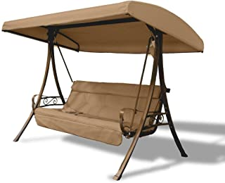 Replacement Canopy for Three-Person Charm Swing - RipLock