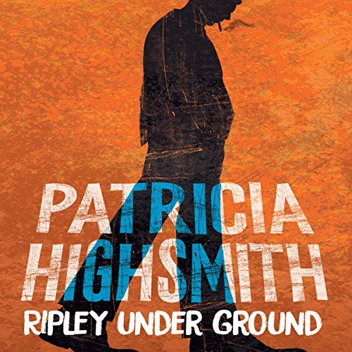 Ripley Under Ground audiobook cover art