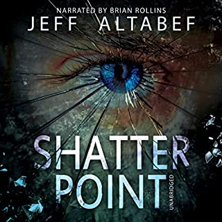 Shatter Point audiobook cover art