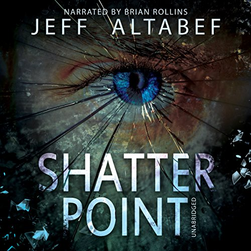 Shatter Point audiobook cover art