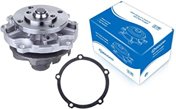 ECCPP Engine Water Pump fits for BUICK CHEVROLET OLDSMOBILE PONTIAC SATURN
