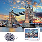 Best Jigsaw Puzzles For Adults - TWING Jigsaw Puzzles for Adults 1000 Piece Tower Review