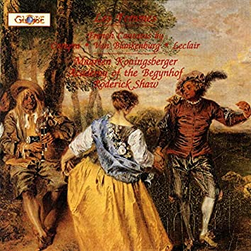 Les Femmes – French Cantatas