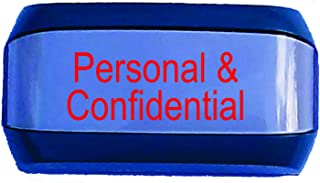 Evo Stamp Legal Stamp, Personal & Confidential