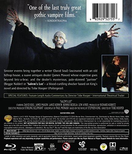 Salem's Lot (1979) (BD) [Blu-ray]