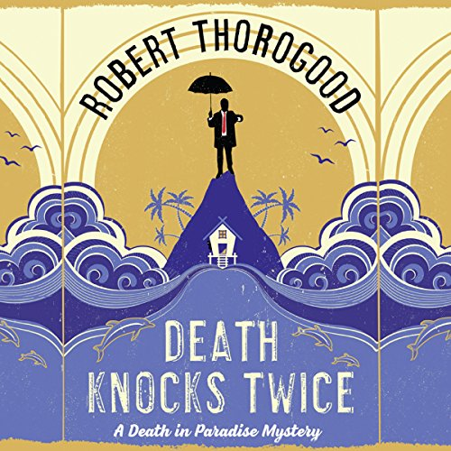 Death Knocks Twice audiobook cover art