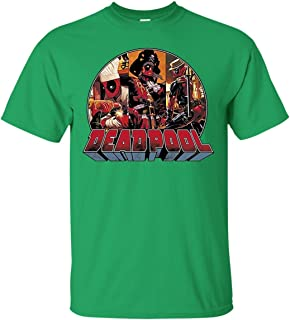 Leet Group LTD Disguise Graphic T-Shirt T-Shirt Irish Green