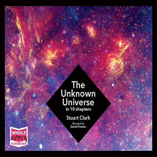 The Unknown Universe audiobook cover art