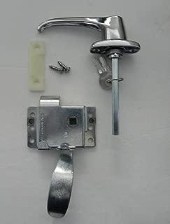 Vintage Technologies Rv Teardrop Trailer Camper Passenger Locking Door Handle Kit