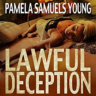Lawful Deception audiobook cover art
