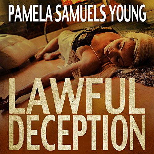 Lawful Deception audiobook cover art