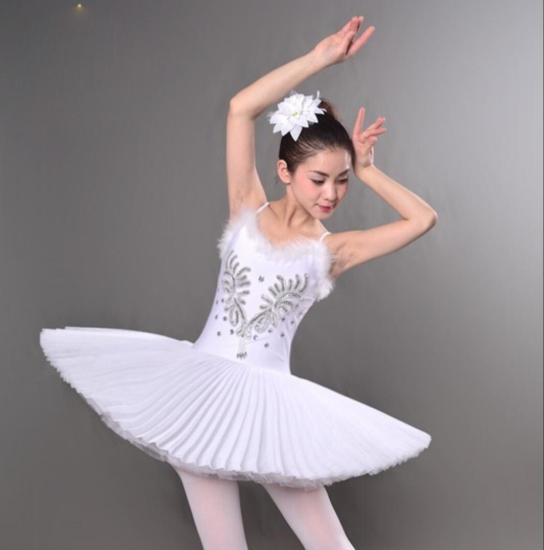 Vestido de ballet Ropa de práctica de ballet faldas de baile Falda ...