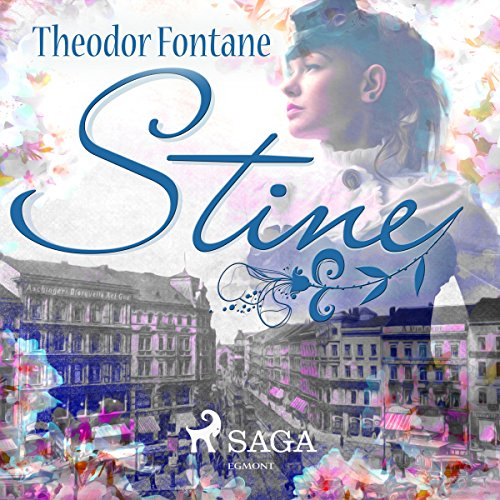 Stine audiobook cover art