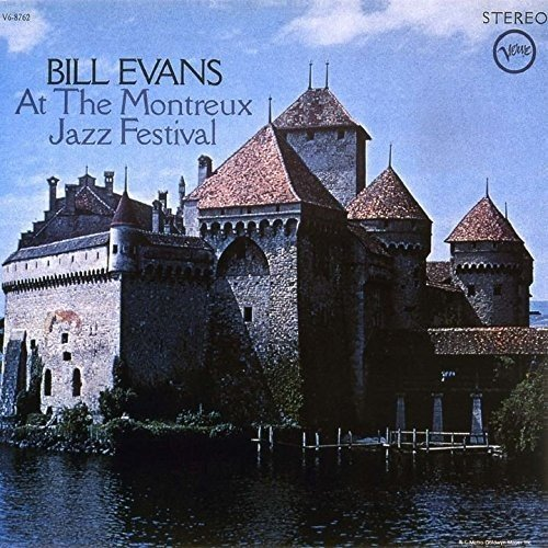 モントルー・ジャズ・フェスティヴァルのビル・エヴァンス+1(SHM-CD)