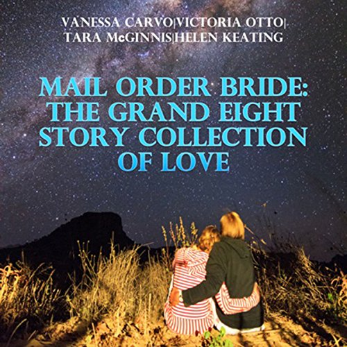 Mail Order Bride audiobook cover art