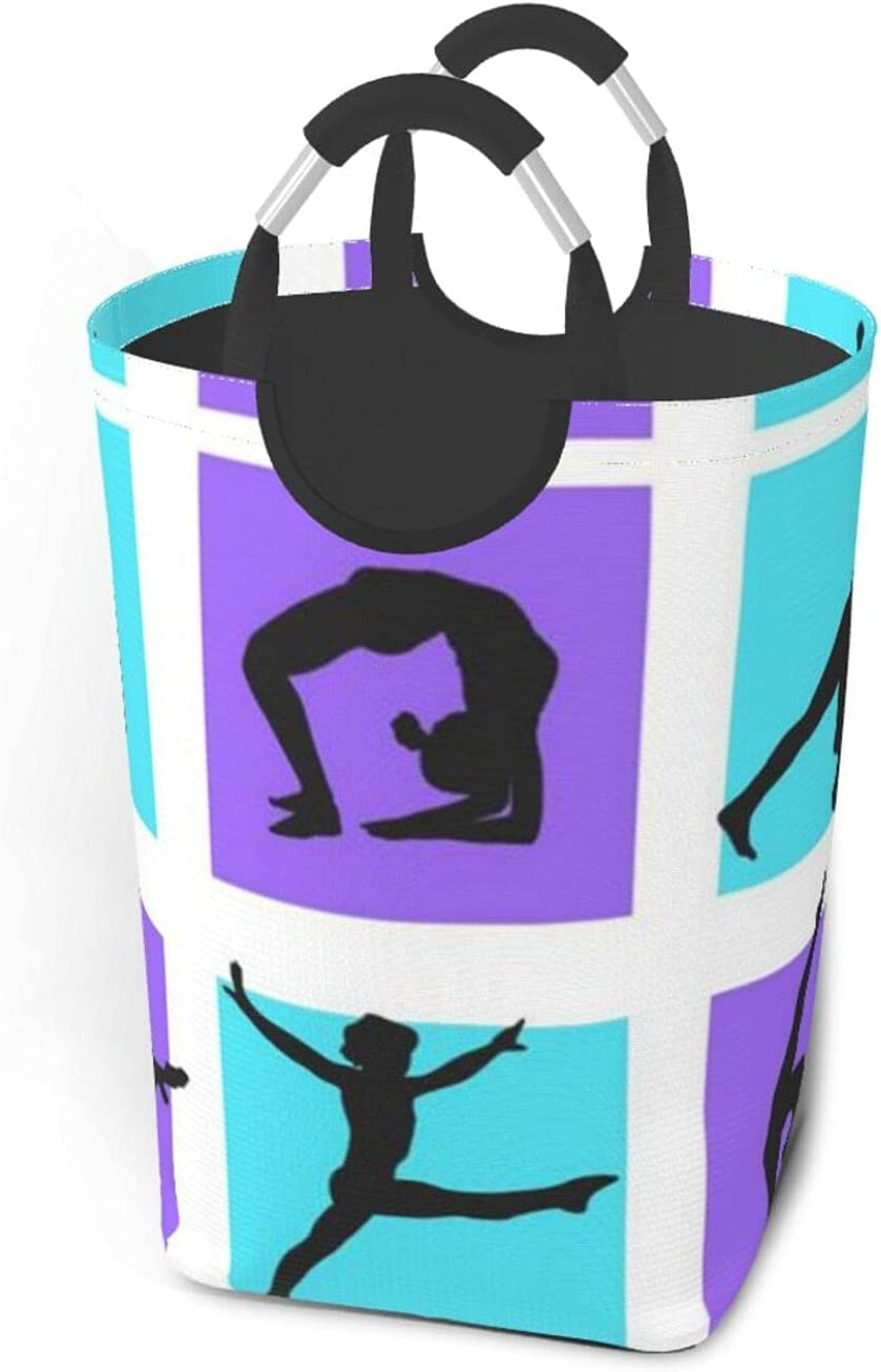 Gymnastics Game Large Dirty Directly managed store Portable Clothes Bag B Directly managed store