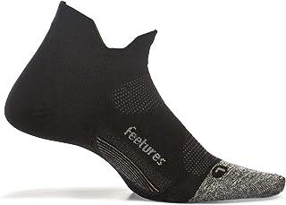 Elite Ultra Light - Calcetines invisibles deportivos para hombre y mujer - Color Negro - Talla L