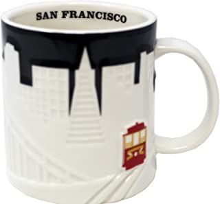 Starbucks Coffee Company Collector Series San Francisco Mug