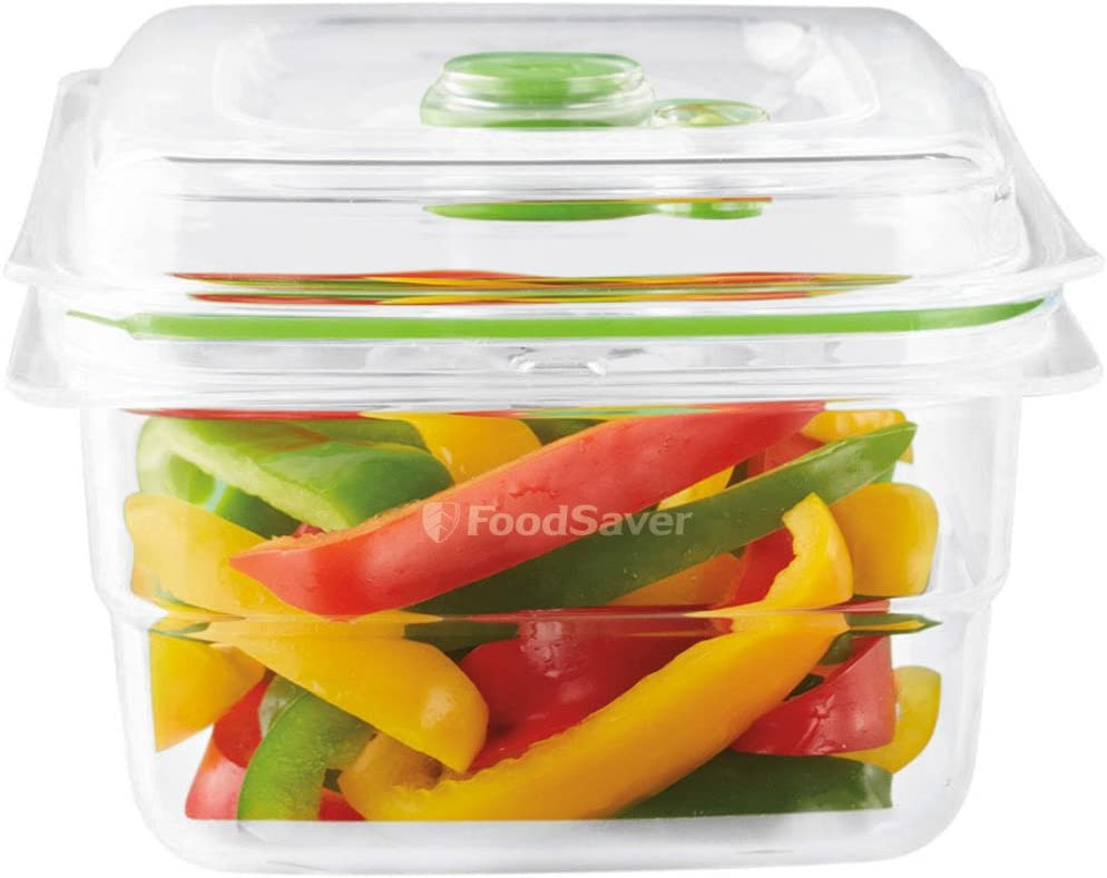 Foodsaver Fresh Food Vacuum Storage Litre Container Clearance Sale item SALE Limited time BPA-Fr 1.2