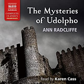 The Mysteries of Udolpho Titelbild