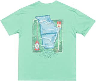 Bird - T-Shirts Photograph of a Female Mallard Duck Wading at The Edge of a River 3dRose Stamp City