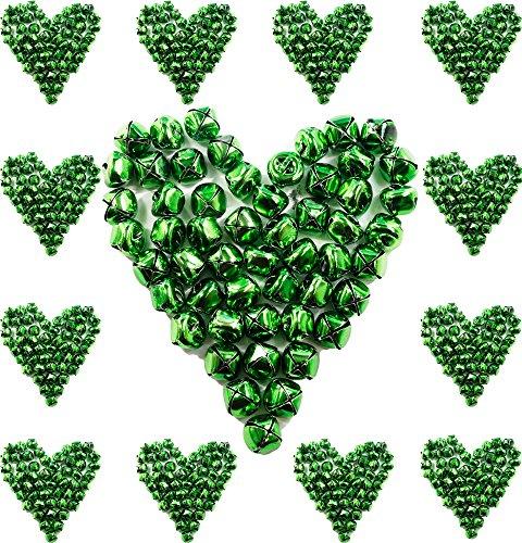 Kraft Jingle Bells 500ct/verde valor Bulk Jingle