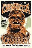 Star Wars - Poster - Chewbacca Rock + Ü-Poster