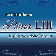 Rima Liii de Gustavo Adolfo Bécquer (Volverán las Oscuras Golondrinas)
